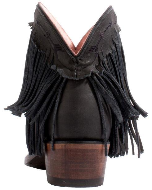 Junk Gypsy by Lane Women's Black Spitfire Boots - Snip Toe , Black, hi-res