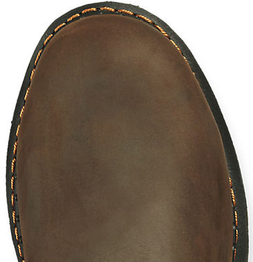 Irish Setter by Red Wing Men's Ramsey EH Waterproof Work Boots - Soft Round Toe , Brown, hi-res