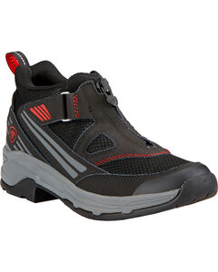 Ariat Women's Maxtrax UL Zip Riding Shoes, , hi-res