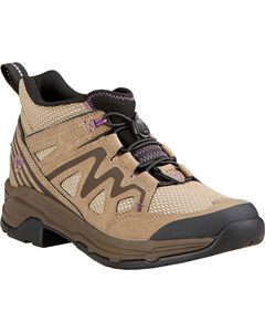 Ariat Women's Maxtrax UL Riding Lace-Up Shoes, , hi-res