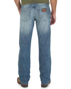 Wrangler Retro 77 Slim Fit Jeans - Sand Springs - Tall, , hi-res