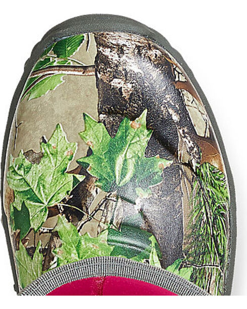 Red Wing Irish Setter Women's Rutmaster Realtree Xtra Green Camo Rubber Boots , Camouflage, hi-res
