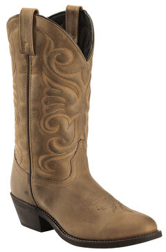Laredo Bridget Cowgirl Boots - Round Toe, , hi-res