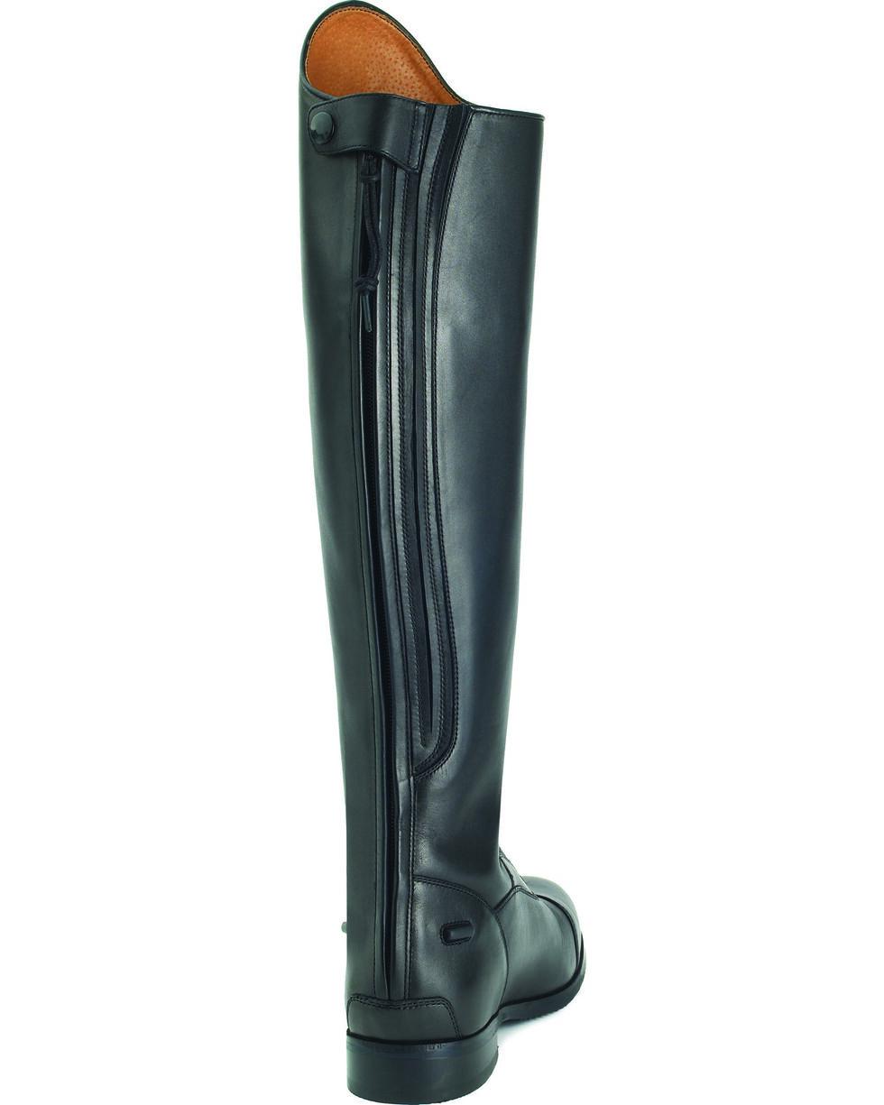 Ovation Women's Flex Sport Field Boots, Black, hi-res