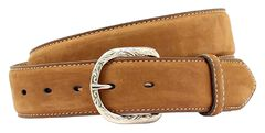 Nocona Leather Belt, , hi-res