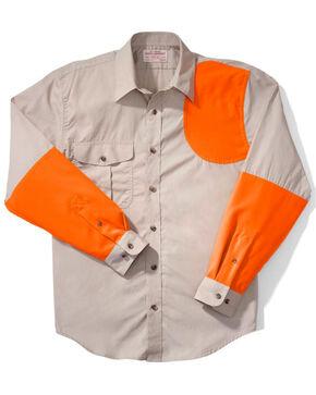 Filson Men's Lightweight Left-Handed Shooting Shirt, Multi, hi-res