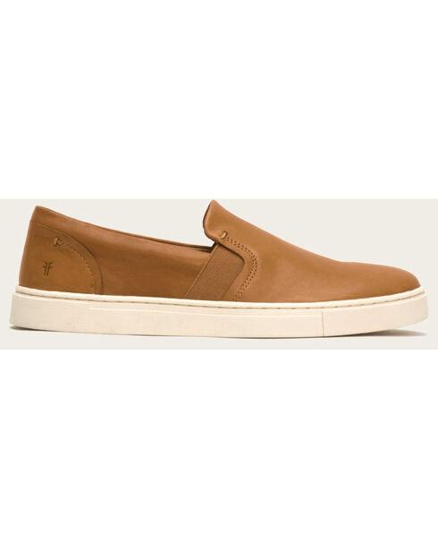 Frye Women's Tan Ivy Slip-On Shoes , Tan, hi-res