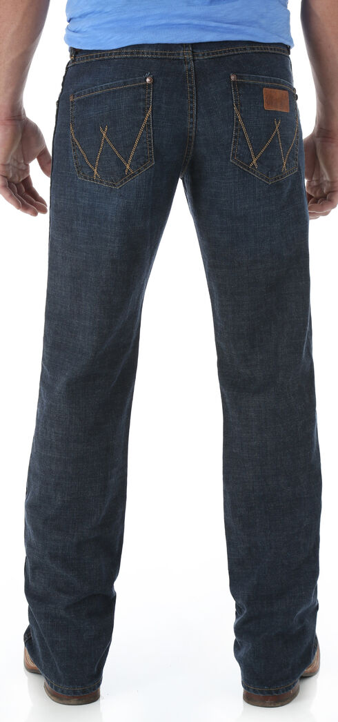 Wrangler Retro Jeans - Relaxed Fit Boot Cut, Denim, hi-res