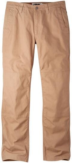 Mountain Khakis Men's Yellowstone Tan Alpine Utility Pants - Slim Fit , , hi-res