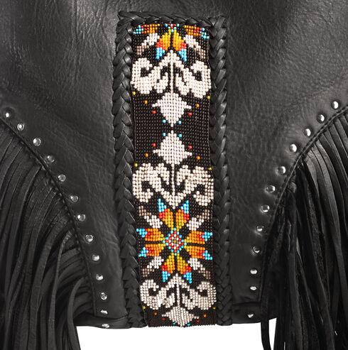 Kobler Leather Black Sedona Bag , Black, hi-res