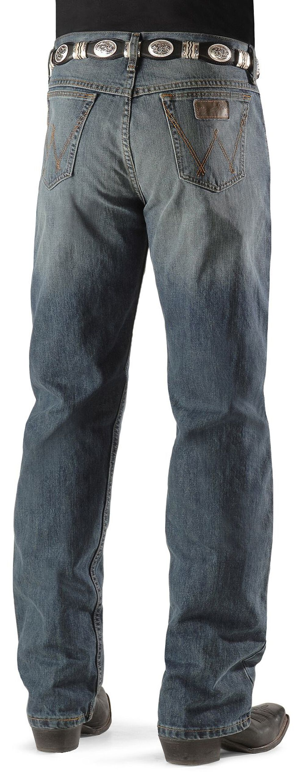 Wrangler 20X 01MWX Competition Relaxed Fit Jeans , Vintage Blue, hi-res