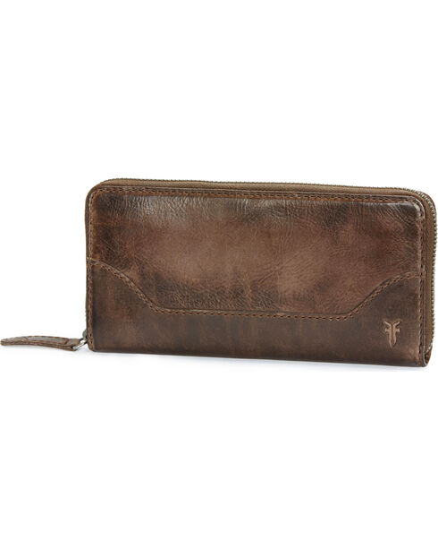 Frye Women's Melissa Zip Wallet , , hi-res