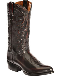 Dan Post Mignon Leather Cowboy Boots - Medium Toe, , hi-res