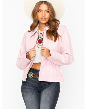 Scully Women's Lilly Jacket , Pink, hi-res