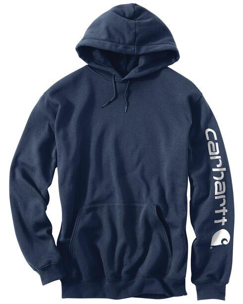 Carhartt Logo Hooded Sweatshirt, , hi-res