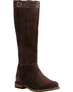 Ariat Women's Chocolate Chip Creswell H2O English Boots , , hi-res