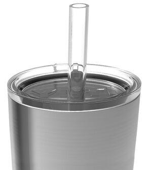 YETI Coolers Tumbler Straw Lid  (Fits 30-oz Rambler), Clear, hi-res
