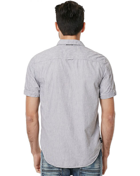 Buffalo David Bitton Men's Saqam Shirt, Stripe, hi-res