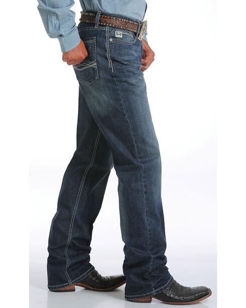 Cinch Men's Grant Performance Denim Relaxed Fit Jeans - Boot Cut, Indigo, hi-res