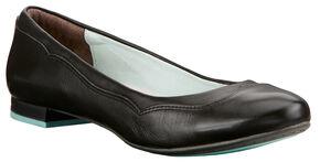 Ariat Women's Audrey Black Flats, Black, hi-res
