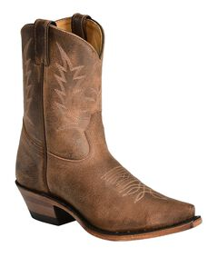 Boulet Fashion Cowgirl Boots - Snip Toe, , hi-res