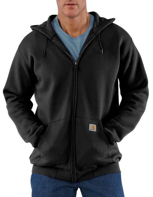 Carhartt Hooded Zip Sweatshirt - Big & Tall, , hi-res