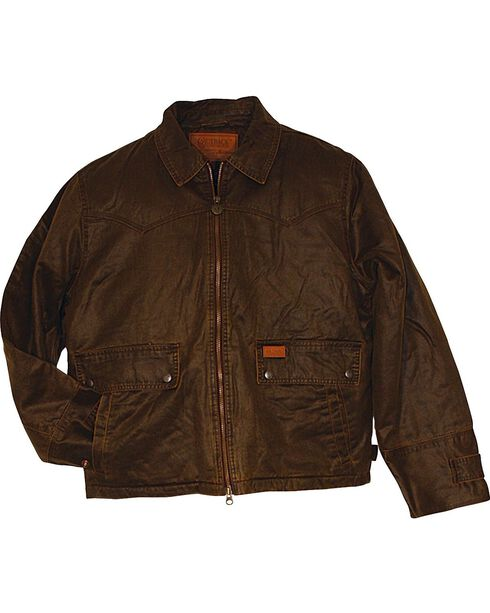 Outback Trading Co. Landsman Jacket, Brown, hi-res