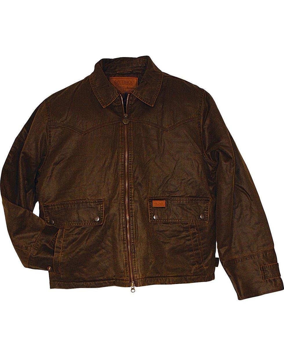 Outback Trading Co. Landsman Jacket, Brown, hi-res