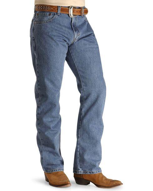 "Levis ® Jeans 517® Boot Cut - Prewashed - Big. Up to 44"" Waist, Stonewash, hi-res"