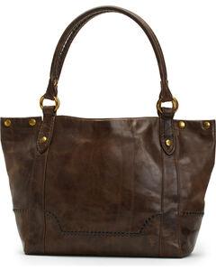 Frye Women's Melissa Whipstitch Shoulder Bag , Slate, hi-res