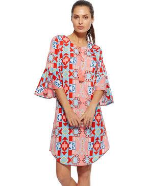 Angel Premium Women's Sunshine Dress , Multi, hi-res