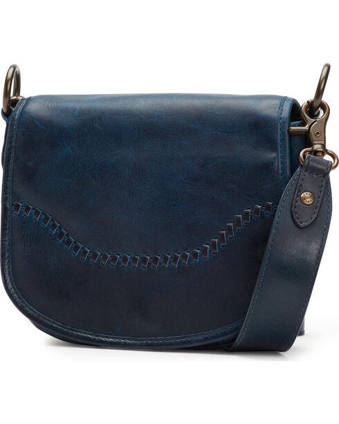 Frye Women's Melissa Leather Saddle Bag , , hi-res