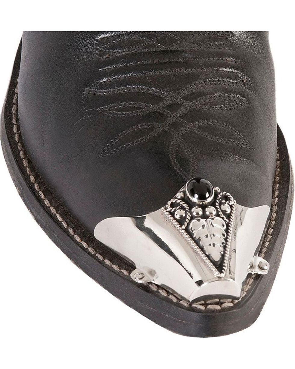Western Express Fancy Stone Boot Tips, , hi-res