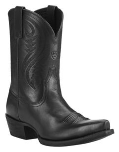 Ariat Willow Short Cowgirl Boots - Snip Toe, , hi-res