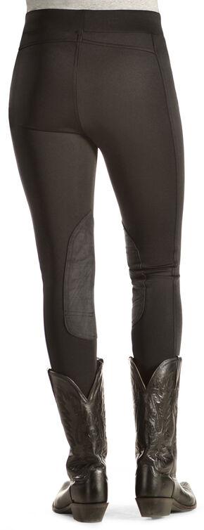 Tasha Polizzi Women's Equestrian Pants, Black, hi-res
