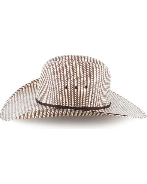 Tony Lama Men's 25X Rio Straw Hat, Multi, hi-res