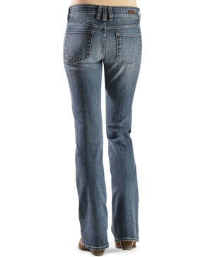 KUT from the Kloth Women's Natalie High Rise Bootcut Jeans, Denim, hi-res