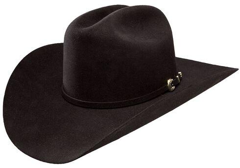 Stetson High Point 6X Fur Felt Cowboy Hat, Black, hi-res