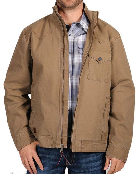 Cody James Men's Scout Jacket , Tan, hi-res
