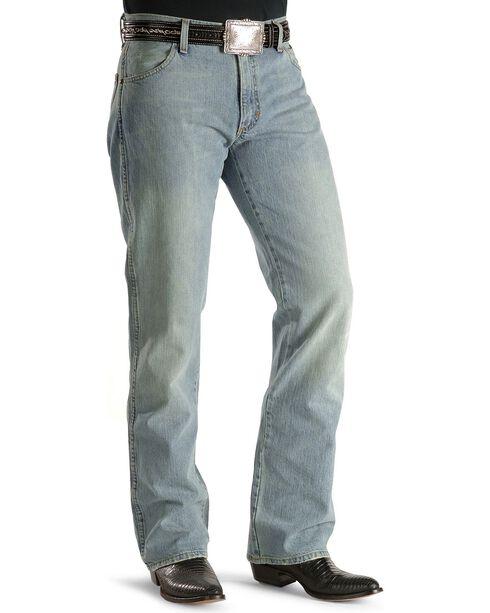 Wrangler Jeans - Premium Patch Retro Slim 77, Blue Frost, hi-res