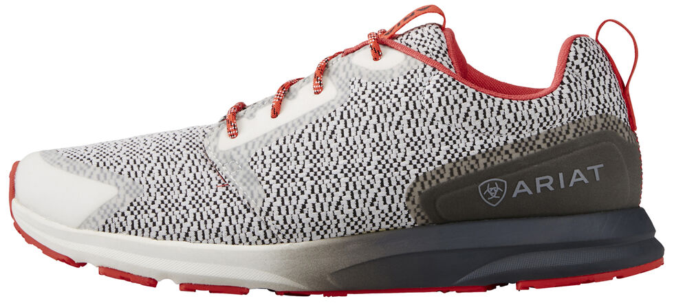 Ariat Women's Grey Fuse Shoes, Grey, hi-res