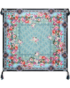 Johnny Was Women's Besimo Scarf, Multi, hi-res