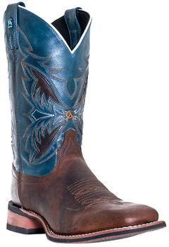 Laredo Razor Cowboy Boots - Square Toe, , hi-res