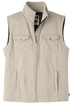 Mountain Khakis Men's Oatmeal Old Faithful Vest, , hi-res