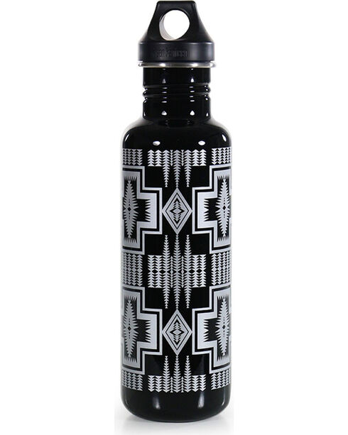 Pendleton Silver Rock Stainless Steel Water Bottle, No Color, hi-res