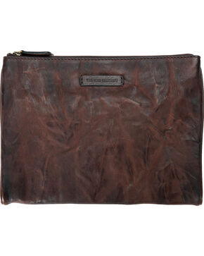Frye Michelle Tech Clutch, Dark Brown, hi-res