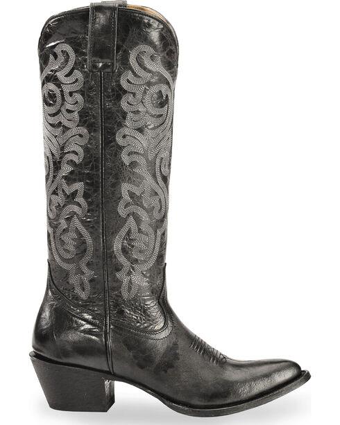 Shyanne Women's Tall Black Western Boots - Narrow Medium Toe, Black, hi-res