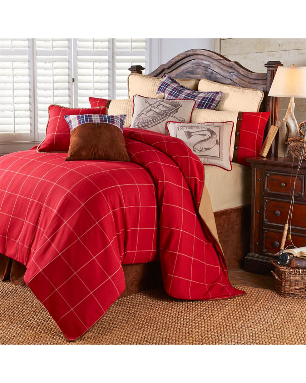 HiEnd Accents South Haven Super King 4-Piece Bedding Set, Multi, hi-res
