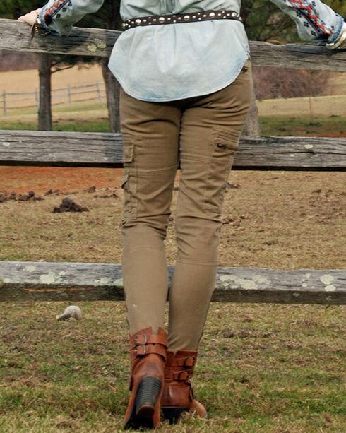 Tasha Polizzi Women's T.P. Cargo Pants, Driftwood, hi-res