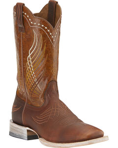Ariat Men's Mecate Boots - Wide Square Toe, , hi-res
